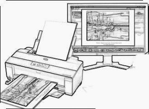 fax monitor