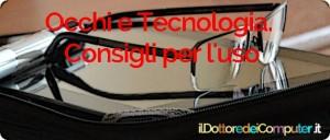 occhi e tecnologia