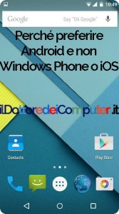 preferire android