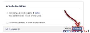 Eventi di Facebook