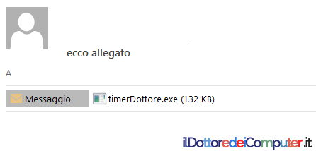 allegati bloccati outlook