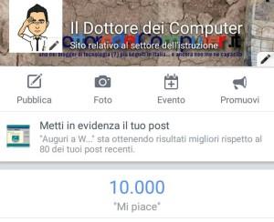 10000 fans