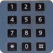 Negli anni '90 eri un figo se il tuo telefono aveva questa tastiera
