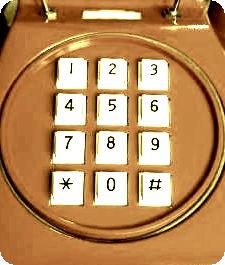 tastiere del telefono 5