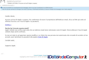 Accesso ID Apple Sospeso (7)