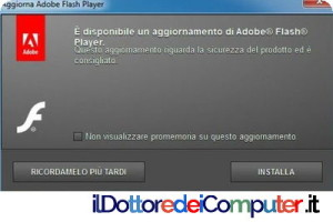 Aggiornamento Flash Player (2)