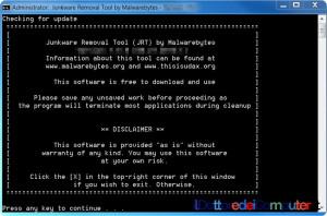 Rimuovere Malware Adware (1)