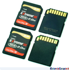 Schede SD Contraffatte (1)