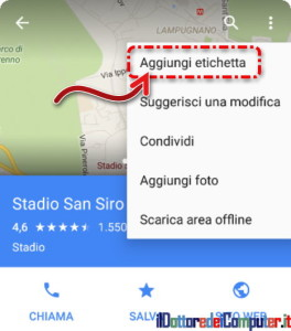 Personalizzare Google Maps (1)