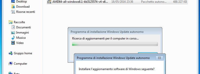Aggiornamento Windows 7 (3)