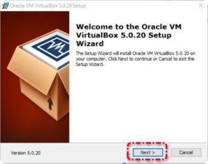 Macchina Virtuale VM VirtualBox 2