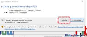 Macchina Virtuale VM VirtualBox 8