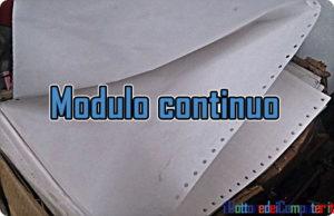 modulo-continuo