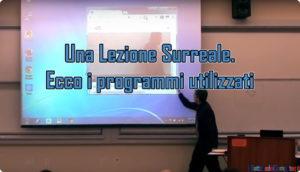 una-lezione-surreale-programmi-utilizzati