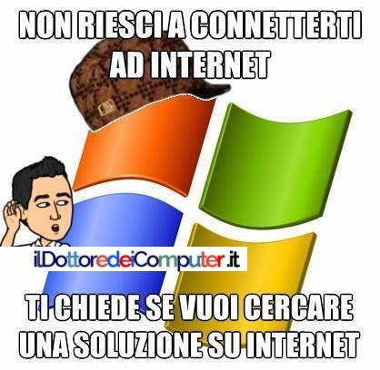 internet connessione