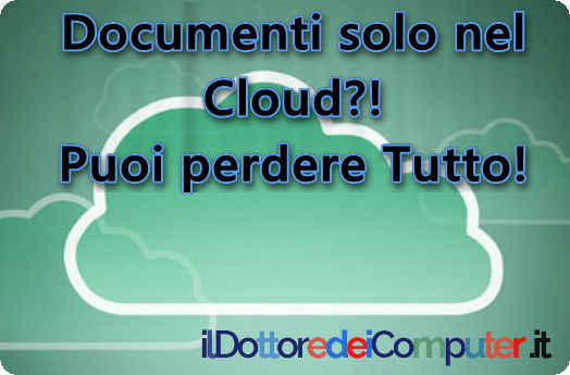 documenti nel cloud